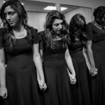 Backstage Prayer