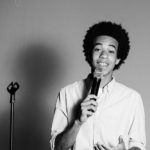 Local Talent, comedian Caleb Elliott Portrait Session