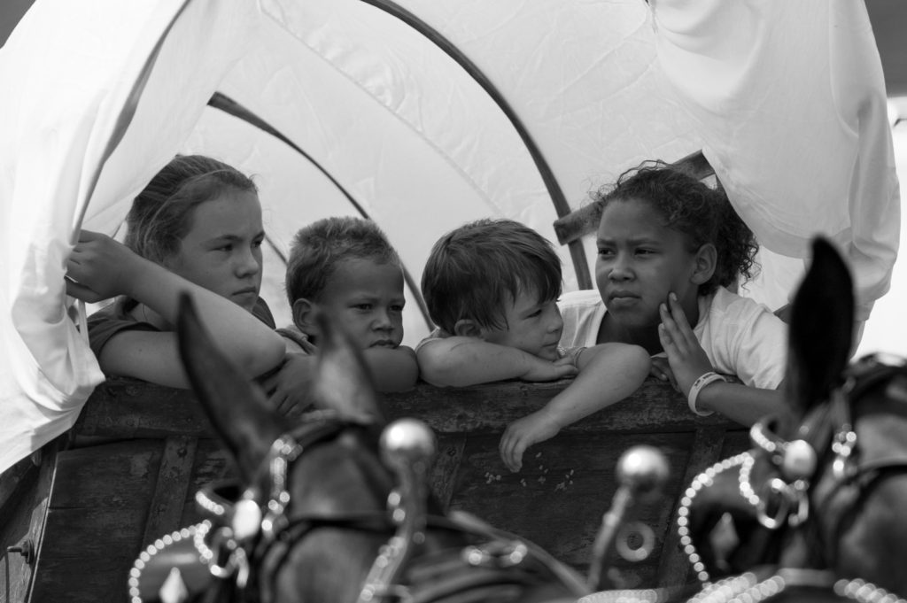 SARA CORCE/Sara Corce Visuals Selected scenes from the annual Farmer's Day Parade on Saturday, August 6, 2016 in Robbins, North Carolina.