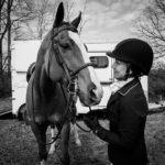 Catching up on images; a horse show from forever ago